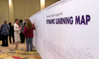 Largest-ever dynamic learning map unveiled.