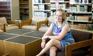 Author, professor Laura Moriarty featured in pair of 2014 KU Common Book events