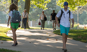 KU freshman class grows for fifth straight year, sets record for academic talent