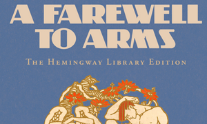 Hemingway's 'A Farewell to Arms' named 2015–16 KU Common Book