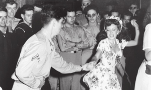 Book reveals more complicated picture of nostalgic WWII Hollywood Canteen nightclub