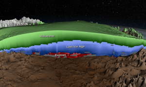 Radars help create 3-D view of structure, age of Greenland's ice