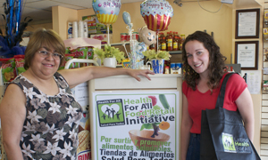 Project helps Latino mom-and-pop stores, restaurants offer healthy choices