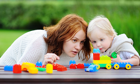 Parenting significantly affects development of children with Fragile X syndrome