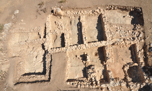 Dig site identifies complete prehistoric Greek pottery workshop