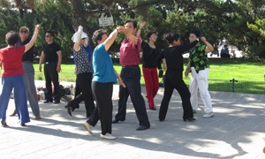 From foxtrot to salsa, professor studies popularity of Western-influenced dancing in China