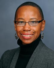 Vice Provost for Diversity and Equity Jennifer Hamer