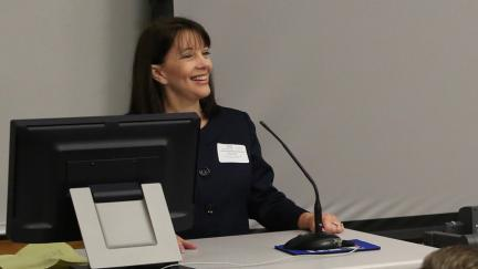 L. Paige Fields, dean of the School of Business at Trinity University, will be the new dean of Business at the University of Kansas. Photo courtesy of Trinity University.