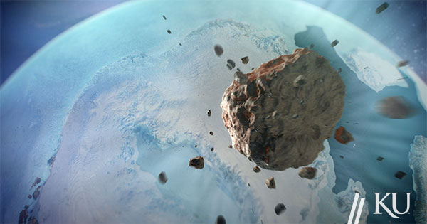 huge crater discovered in greenland from impact that