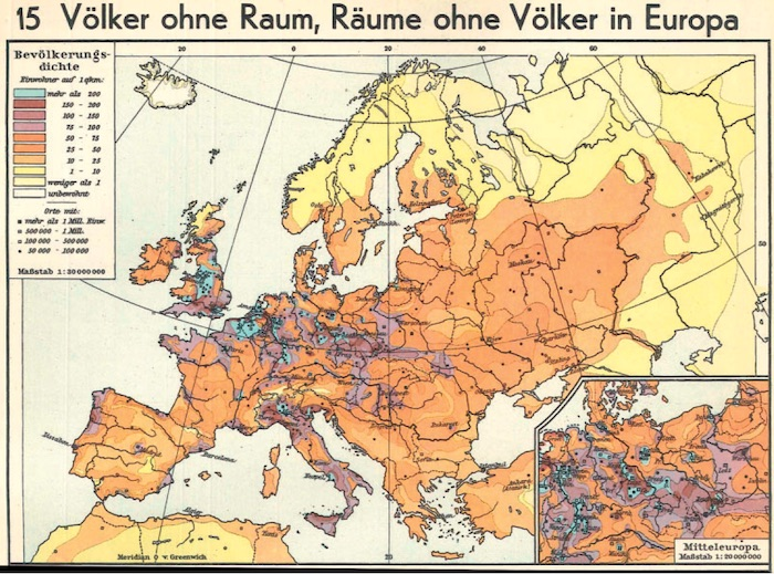 Examining Nazi Obsession with Movement Further Reveals How They Manufactured the Idea of Race