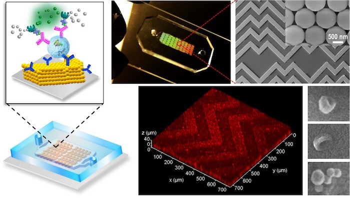 In Breakthrough Researchers Detect >> Breakthrough Lab On A Chip Detects Cancer Faster Cheaper And Less
