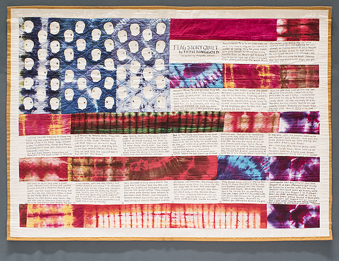 Spencer Museum exhibitions highlight African-American story quilts ... : american quilts - Adamdwight.com
