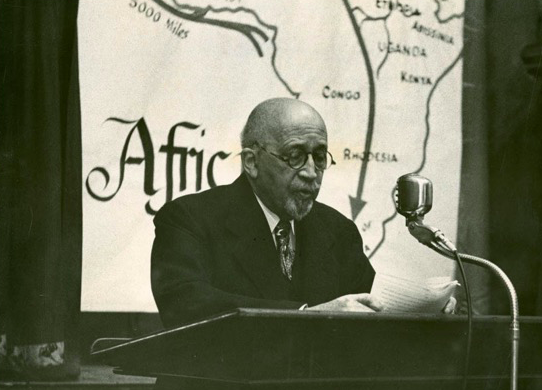 web dubois papers