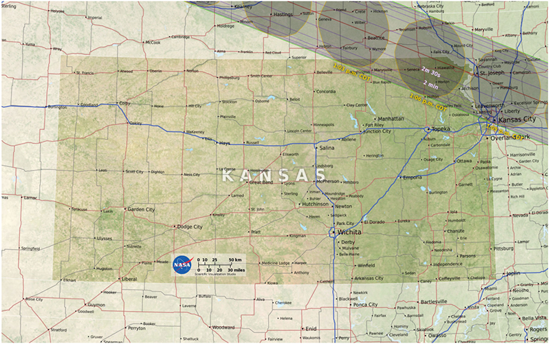 21 a total solar eclipse will cut across the u s in a diagonal track running from oregon southeast to south carolina the once in a lifetime astronomical