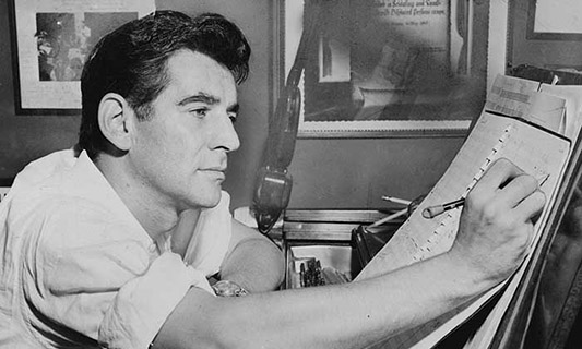Bernstein remains relevant at 100, biographer says