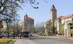 KU earns reaccreditation from Higher Learning Commission