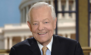 Bob Schieffer to attend William Allen White Day on behalf of Charlie Rose