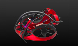 Aerospace engineering's innovative 'hexcopter' design earns prestigious GoFly Prize